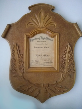 Spalding High School Diploma