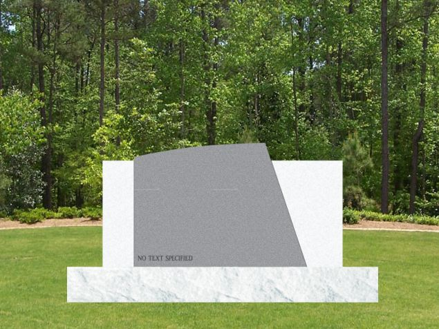 Monument Designer Without Base Polished Margin